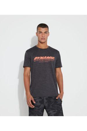 Get Over Camiseta Esportiva com Estampa e Proteção UV       GG