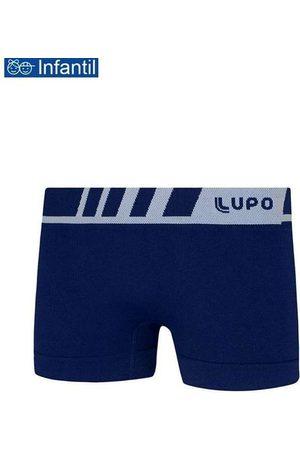 LUPO Cueca Lupinho Boxer 136-001 Infantil 2800-Marinho