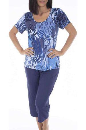 Inspirate Pijama Feminino 833980 1334-Blue