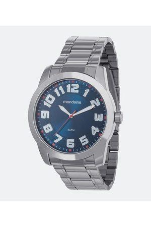 Mondaine Kit Relógio Masculino 99130G0MVNE2KA Analógico 5ATM + Canivete | | | U