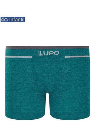 LUPO Menino Cueca Boxer - Cueca Lupinho Boxer 0137-010 Infantil 4427-Bali