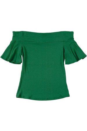 Cativa Mulher Blusa - Blusa com Decote Ombro a Ombro