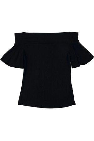 Cativa Blusa com Decote Ombro a Ombro