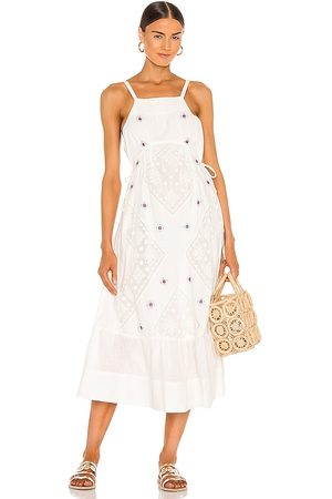 Free People Dewdrop Maxi Dress in . - size L (also in M)