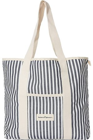 business & pleasure co. The Beach Bag in Navy.