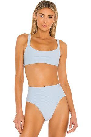 L*Space Jess Bikini Top in Blue. - size S (also in XS)