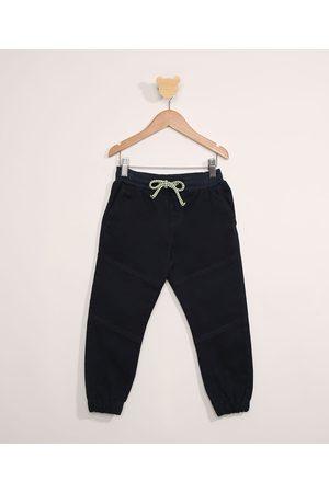 PALOMINO Menino Calça de Alfataria - Calça de Sarja Infantil Jogger