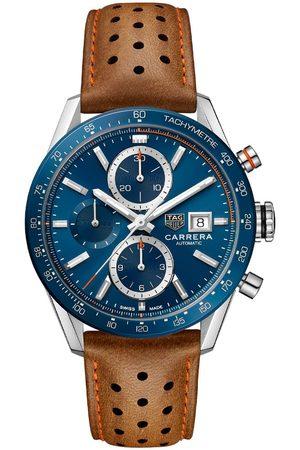 Vivara Homem Relógios - Relógio TAG Heuer Masculino Couro Marrom - CBM2112.FC6455