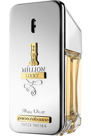 Paco rabanne Perfume 1 million lucky masculino eau de toilette 50ml