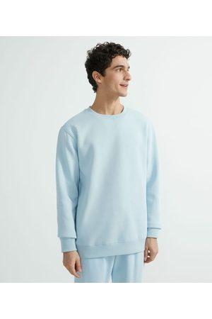 Blue Steel Blusão Moletom Básico Com Fleece | | | G