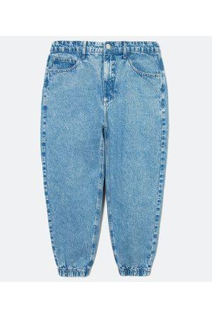 Blue Steel Calça Jogger Jeans com Bolsos | | | M
