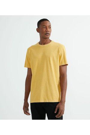 Marfinno Camiseta Regular Fit Lavada com Bolso | | | GG