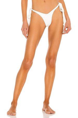 Frankies Bikinis Willow Bikini Bottom in . - size L (also in M, S, XS)