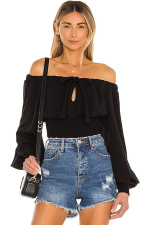 Tularosa Taylor Ribbed Top in . - size M (also in S, XS, XXS)