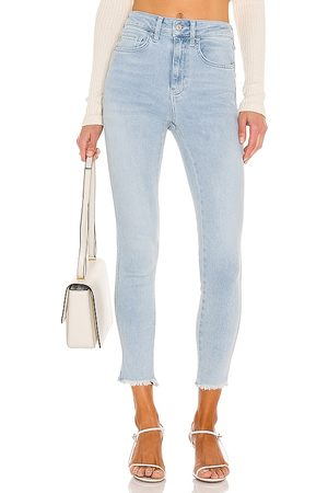 Free People High Rise Jegging in Blue. - size 25 (also in 26, 27, 29, 30, 31, 32)