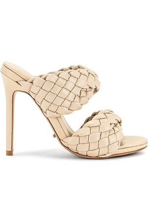 Tony Bianco Kimberly Sandal in Cream. - size 6 (also in 7)