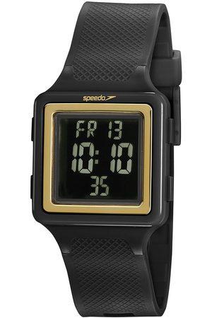 Speedo Homem Relógios - Kit de Relógio Digital Masculino + Fone de Ouvido - 80650G0EVNP1KD