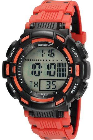 Speedo Homem Relógios - Kit de Relógio Digital Masculino + Carregador portátil - 81209G0EVNP2K