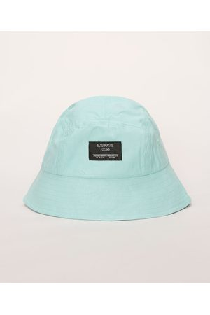 Clockhouse Homem Chapéus - Bucket Hat Masculino Ajustável Água