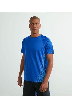 Get Over Camiseta Esportiva com Detalhes em Degradê | | | G