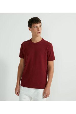 Request Camiseta Slim Canelada       M