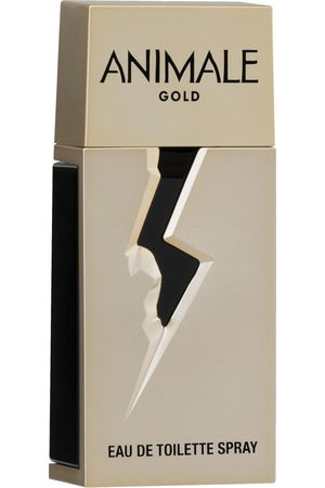 Animale Perfume Masculino Gold for Men Eau de Toilette 30ml único