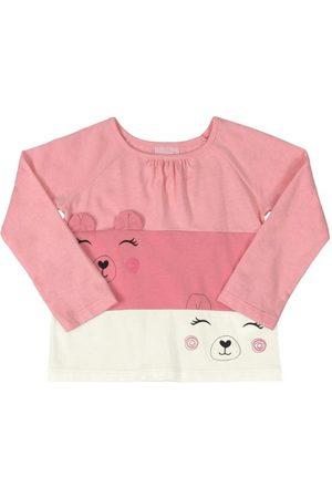 Quimby Blusa Infantil Cute Bear