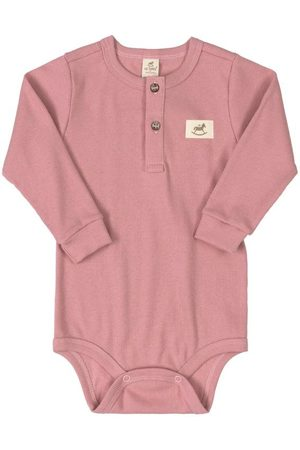 Up Baby Body Manga Longa Nature