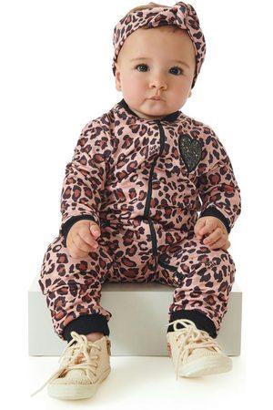 Up Baby Macacão Bebê Animal Print