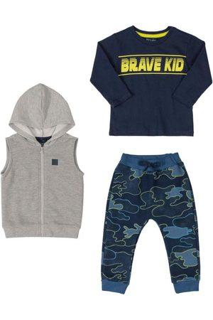 Quimby Conjunto Infantil 3 Peças Brave Kid