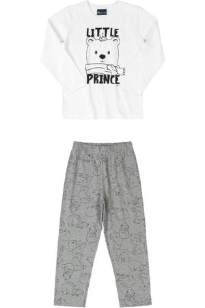 Quimby Pijama Família Manga Longa