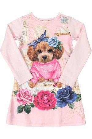 Quimby Vestido Infantil Super Chic
