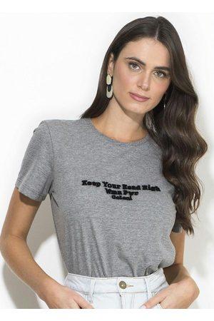 Colcci T-Shirt Estampada Mescla