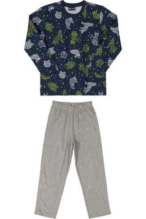 Quimby Menino Pijamas - Pijama Infantil Constelação