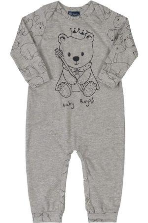 Quimby Pijama Macacão Infantil Ursinho