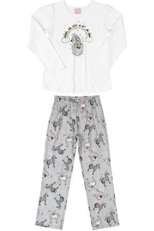 Quimby Pijama Mãe e Filha Manga Longa