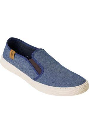Perfecta Sapatênis Casual Jeans com Elástico