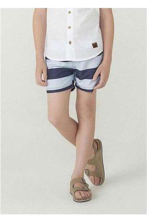 Hering Menino Short - Shorts Infantil Menino Estampado Kids
