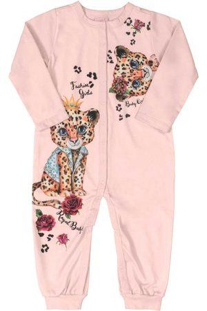 Quimby Macacão Infantil Fashion Girl
