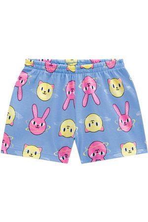 KYLY Short Pijama Infantil Feminino