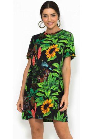 Colcci T-Shirt Dress Estampado