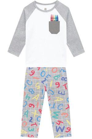 Brandili Pijama Infantil Menino