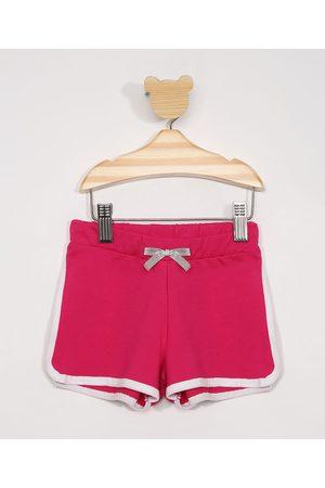 PALOMINO Menina Short - Short Infantil Running Pink