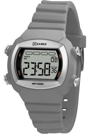 X Games Homem Pulseiras - Relógio Masculino XGames Xgppd163 Bxgx Digital 100M | | U