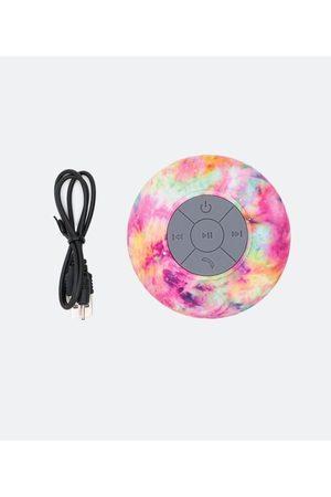 Cubus Speaker Estampa Tie Dye | | Multicores | U