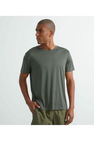 Get Over Homem Camisolas de Manga Curta - Camiseta Esportiva com Proteção UV | | | G