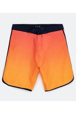 Ripping Homem Short de Banho & Sunga - Bermuda de Banho Estampa Degradê | | | 38