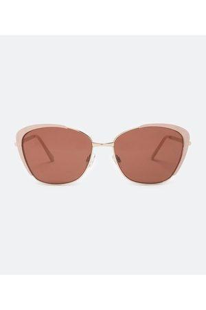 Cubus Mulher Óculos de Sol - Óculos de Sol Feminino Gateado | | | U