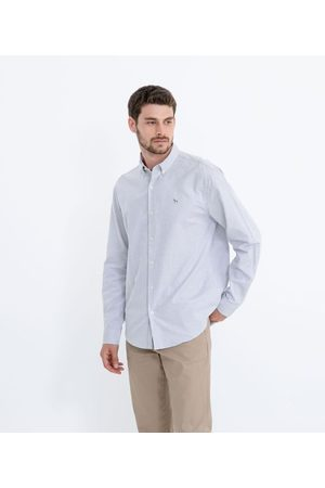 Preston Field Homem Camisa Manga Comprida - Camisa Manga Longa Social Classic Fit       06