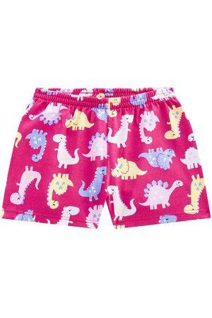 KYLY Menina Short - Short Pijama Infantil Feminino